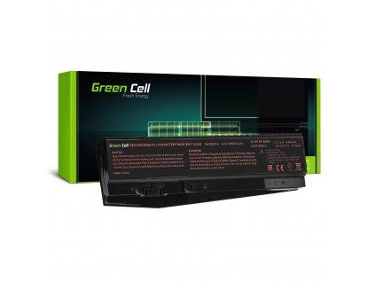 Baterie  N850BAT-6 pro Clevo N850 N855 N857 N870 N871 N875, Hyperbook N85 N85S N87 N87S
