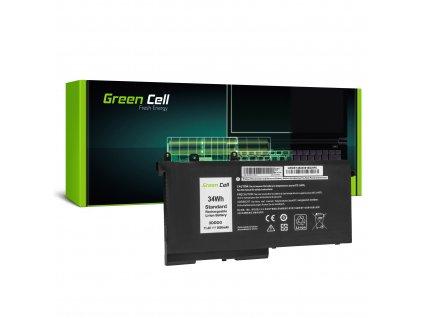 Baterie  3DDDG 93FTF pro Dell Latitude 5280 5290 5480 5490 5495 5580 5590