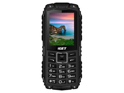 iGet Defender D10, černý
