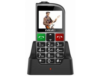 Evolveo EasyPhone FM Senior