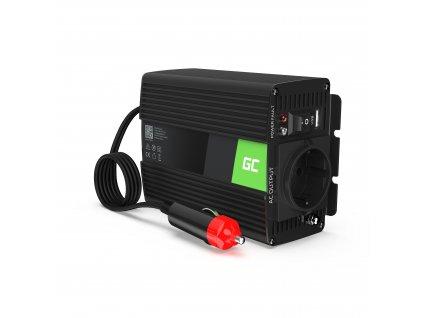 Měnič napětí 12V/230V, 150W/300W
