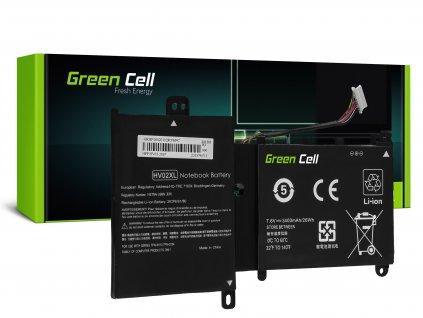 ® Baterie HV02XL pro HP 11-F HP Pavilion x360 310 G2 11-K HP Spectre 13-4000