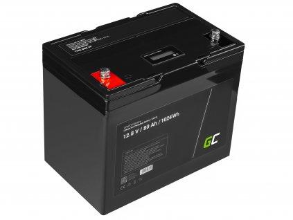 Baterie 12.8V 80Ah LiFePO4