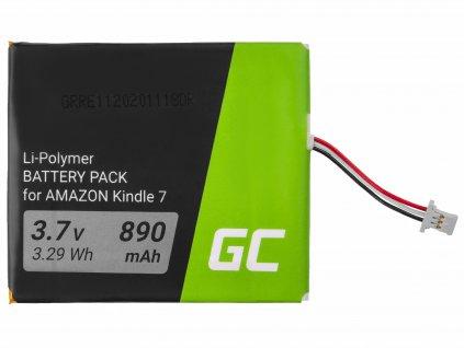 baterie Amazon Kindle 7 / 8, 890 mAh