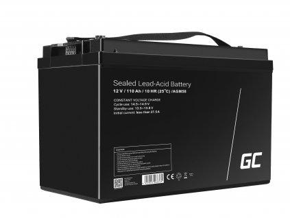 Baterie 12V 110Ah AGM