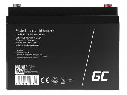 Baterie 12V 28Ah AGM