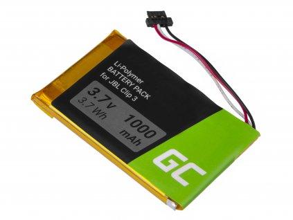 ® Baterie pro JBL Clip 3 speaker