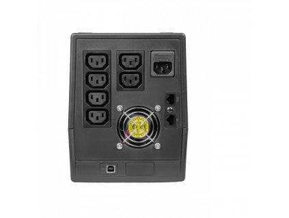 ®  UPS Uninterruptible Power Supply 2000VA 1200W s LCD Display