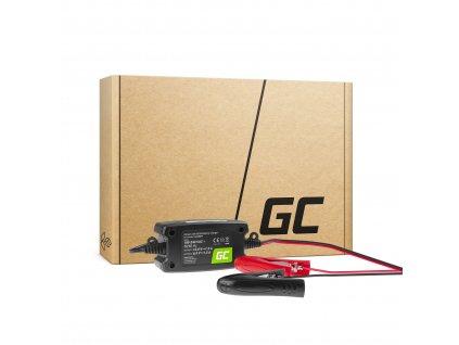 Nabíječka pro AGM baterie 6V / 12V (1.5A)