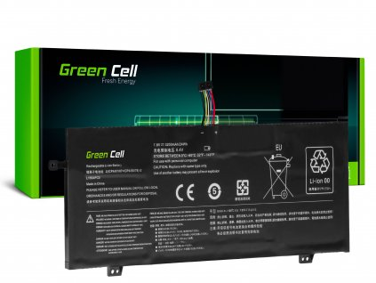 Baterie L15L4PC0 L15M4PC0 L15M6PC0 L15S4PC0 Lenovo V730 V730-13
