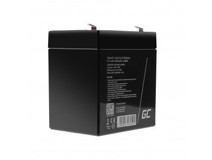 AGM Baterie Lead Acid 12V 4.5Ah Maintenance Free