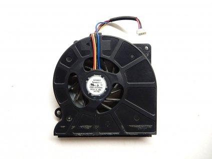 Ventilátor Dell Latitude D600, PP05L  E233037 - 0.11A