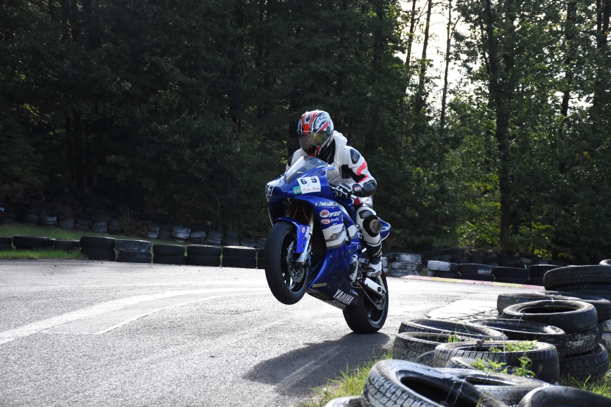 Test RS-1 Eis Ducati