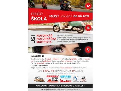 RaceVest Motoskola Most 2020