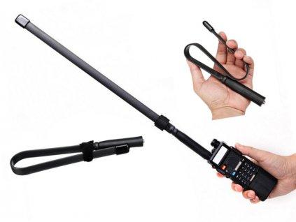 antena tactical dualband v