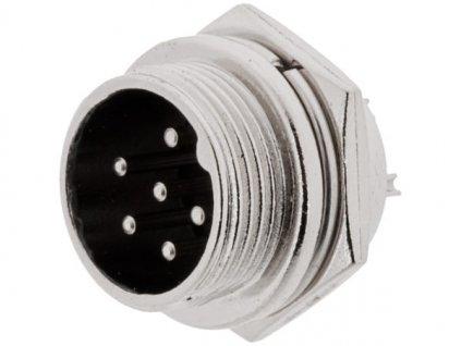 konektor mic 6pin panel
