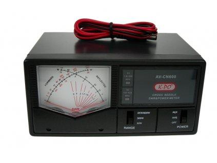PSV+Watt metr AV-CN600