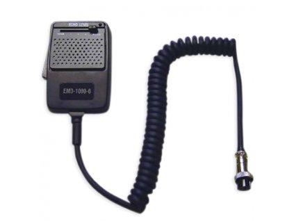Mikrofon s ECHEM 6 pin