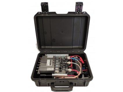 Radiodílna přenosný převaděč VHF/UHF