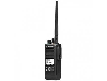 Motorola DP 4600 VHF