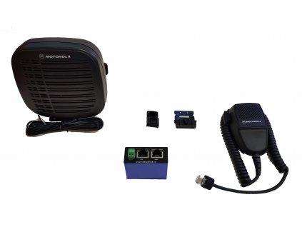 Montážní sada pro externí ovládání radiostanice