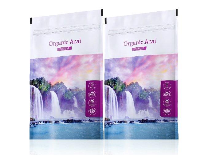 Organic Acai powder akční sety