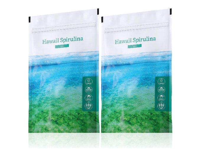 Hawaii Spirulina tabs akční sety