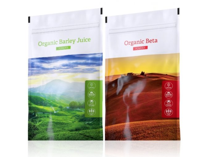 organic barley juice powder beta