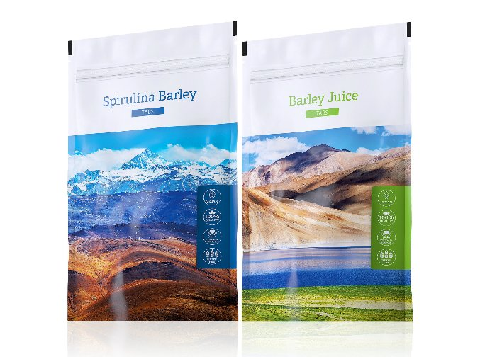 spirulina barley tabs barley tabs