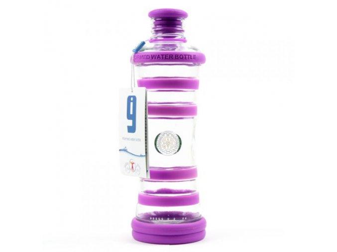 i9 informovana lahev fialova sedma cakra