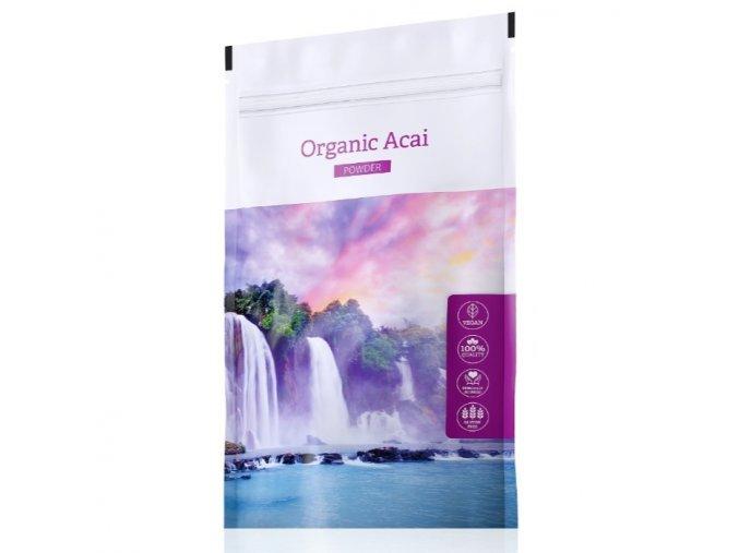 organic acai powder
