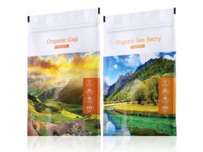 organic goji powder sea berry