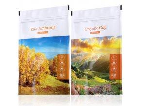 raw ambrosia goji
