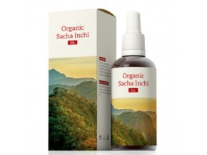 organic sacha inchi oil