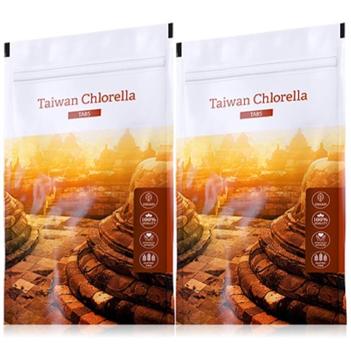 Energy Organic Chlorella tabs 200 tablet + Organic Chlorella tabs 200 tablet