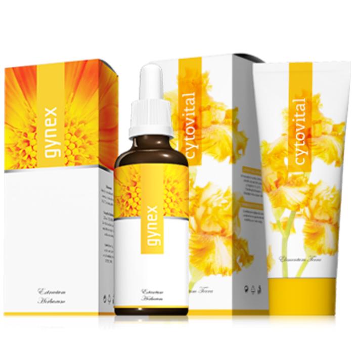 Energy Gynex 30 ml + Cytovital 50 ml
