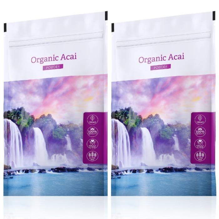 Energy Organic Acai powder 100 g + Organic Acai powder 100 g
