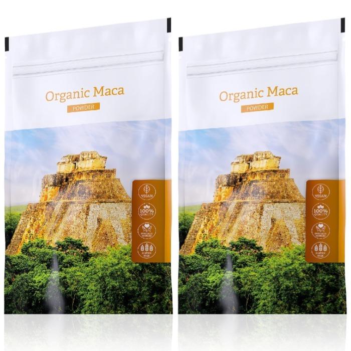 Energy Organic Maca powder 100 g + Organic Maca powder 100 g