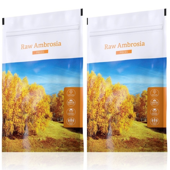 Energy Raw Ambrosia pieces 100 g + Raw Ambrosia pieces 100 g