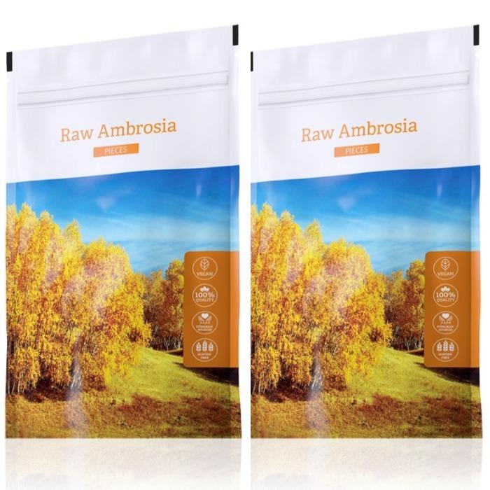 Energy Raw Ambrosia pieces 100 g + Raw Ambrosia pieces 100 g