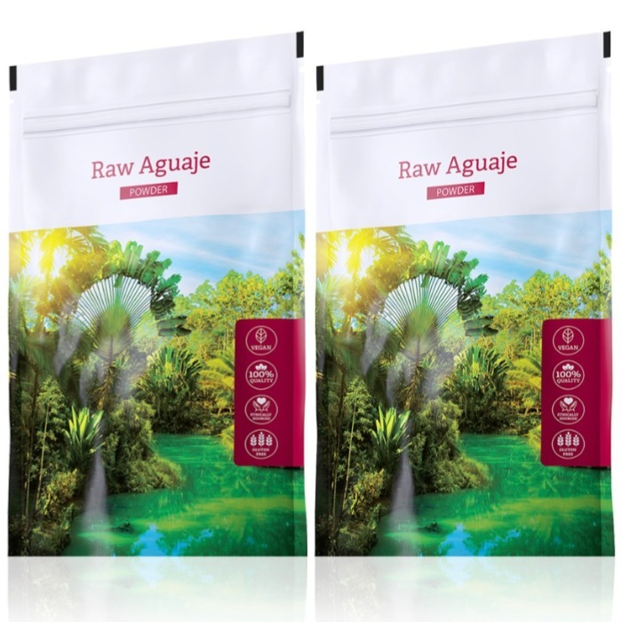 Energy Raw Aguaje powder 100 g + Raw Aguaje powder 100 g