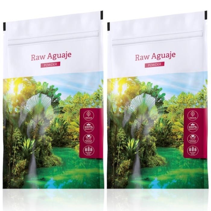 Energy Raw Aguaje powder 100 g + Raw Aguaje powder 100 g
