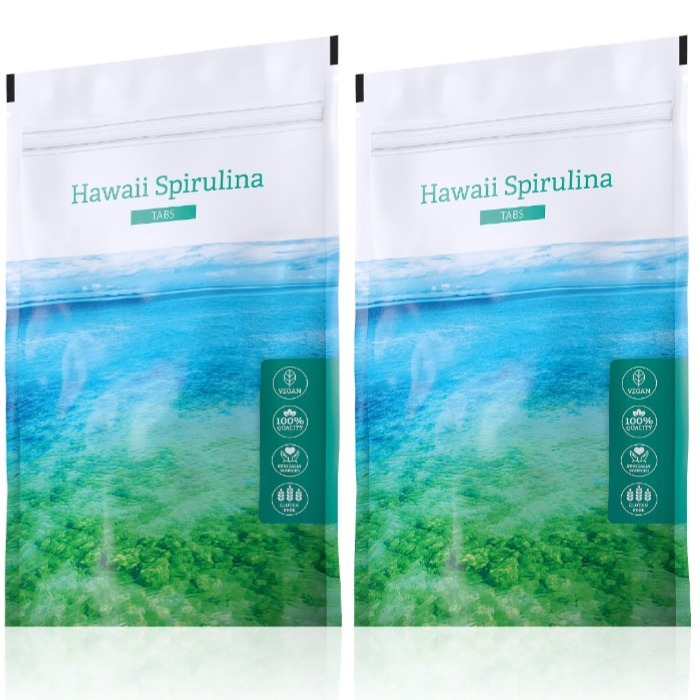 Energy Hawaii Spirulina tabs 200 tablet + Hawaii Spirulina tabs 200 tablet