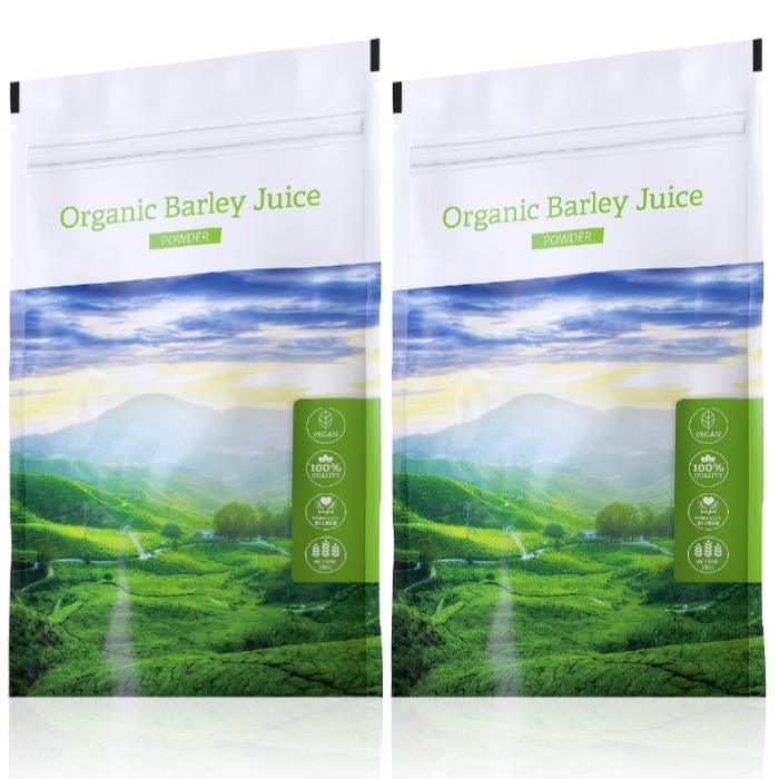 Energy Organic Barley Juice powder 100 g + Organic Barley Juice powder 100 g