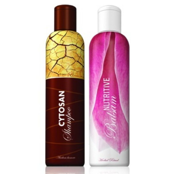 Energy Šampon Cytosan 200 ml + Nutritive Balsam 200 ml