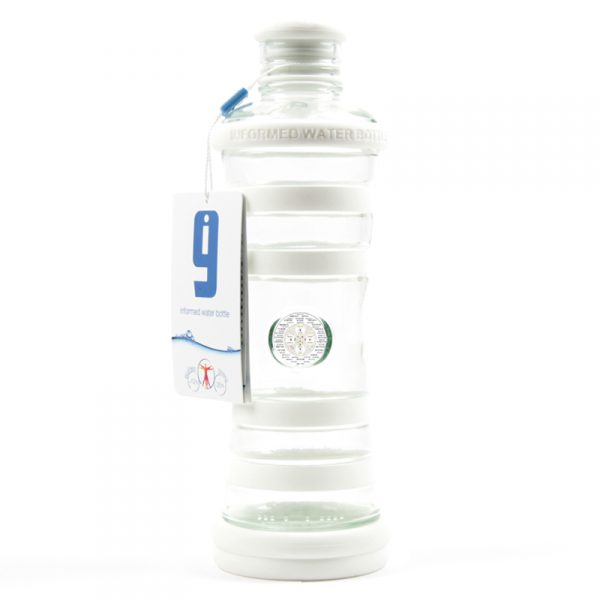 i9 informovaná láhev bílá