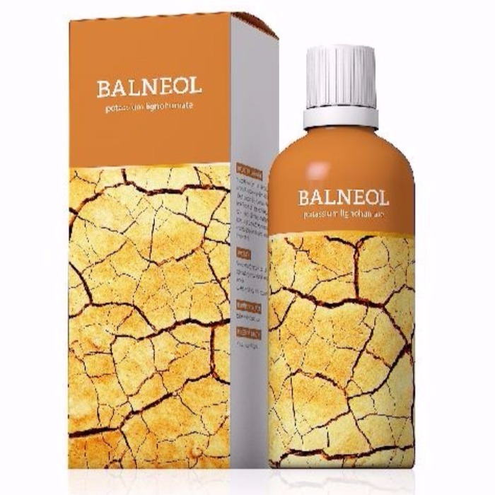 Energy Balneol humátová koupel 100 ml