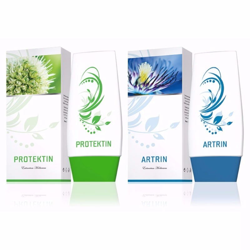Energy Krém Protektin 50 ml + Krém Artrin 50 ml