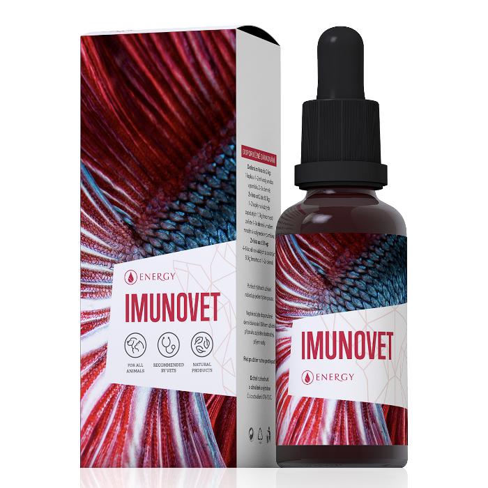 Energy Imunovet 30 ml