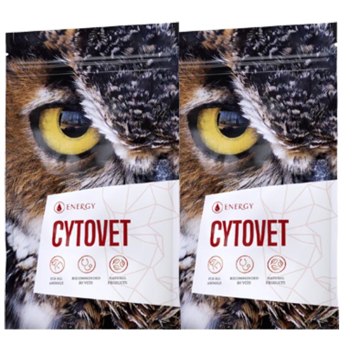 Energy Cytovet 2set 180 kapslí